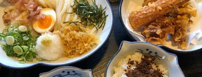 手打草部うどん のらや 川西店 is one of うどん・そば.
