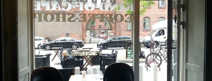 Funder Coffee is one of Copenhagen?.