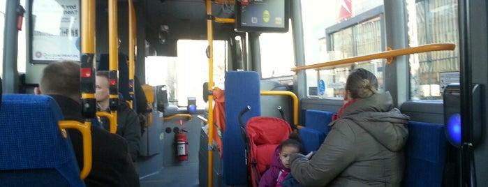 Bus 6A (Rødovrehallen - Buddinge st./Emdrup Torv) is one of Manu : понравившиеся места.