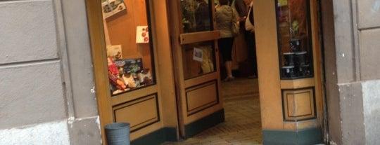 La Bottega del Caffè is one of √ Best Cafès & Bars in Genova.