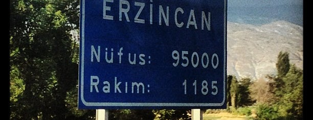 Erzincan is one of Sevketさんのお気に入りスポット.