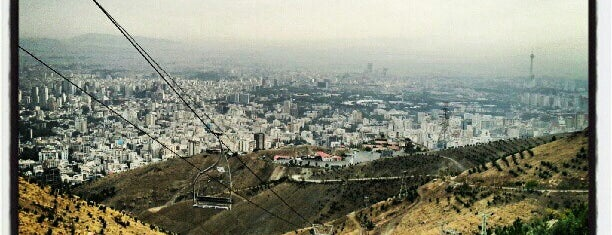Tochal   توچال is one of Tahran.