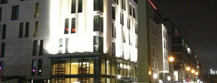 Sheraton Bratislava Hotel is one of Locais curtidos por Martin.
