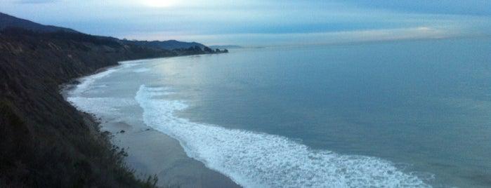 Carpinteria Bluffs is one of Cali.