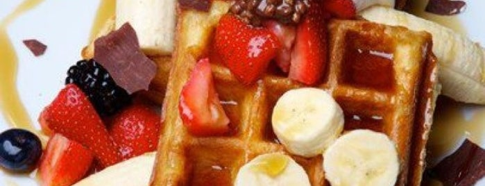 Waffle Factory is one of Paris - best spots! - Peter's Fav's.