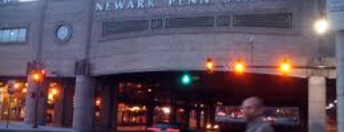 Newark AirTrain Terminal B is one of Posti che sono piaciuti a Jana.