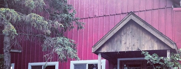 Aamodt's Apple Farm is one of Twin Cities.