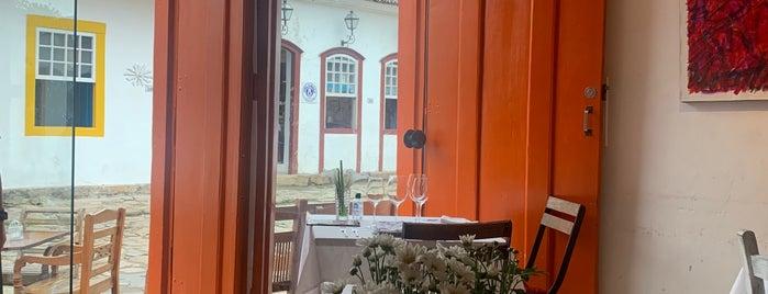 Caminho Do Ouro is one of Paraty.