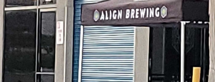 Align Brewing is one of SD Drinks.