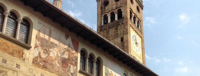 Sala Dei Battuti is one of i diari della Lambretta.