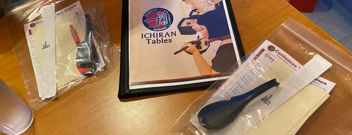 Ichiran is one of New York.