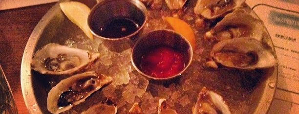 Bar Belly is one of Uber's Guide to New York Oyster Week.