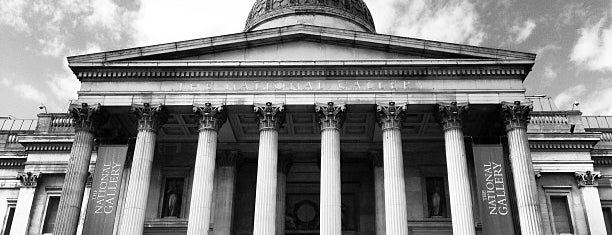 The National Gallery is one of London 2.0.