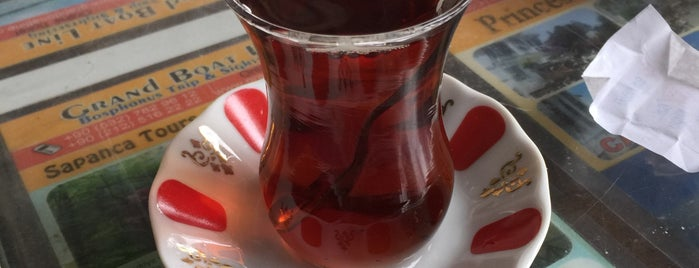 Cafe Minared is one of Where I visit in Istanbuk.