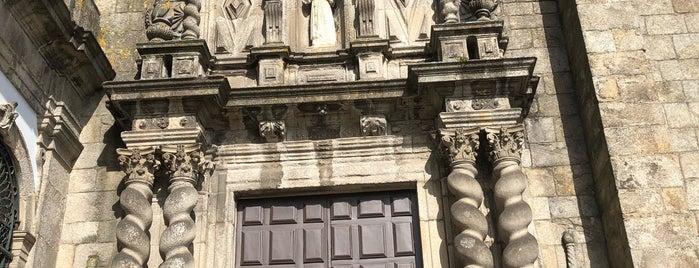 Igreja dos Terceiros de São Francisco is one of Porto attractions.