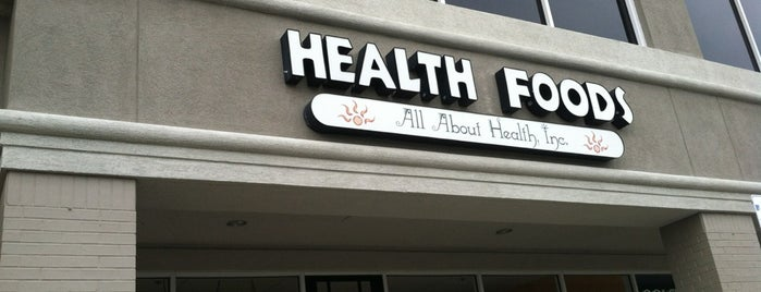 All About Health Food Shoppe is one of Ponte Vedra.
