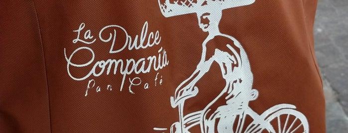 La Dulce Compañía is one of สถานที่ที่ Armando ถูกใจ.