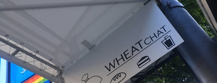 Wheat Chat is one of YVR.