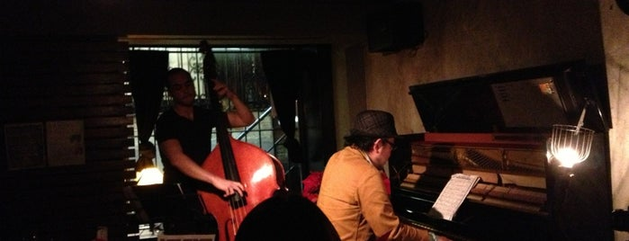 Tomi Jazz is one of NYC's Must-Visits, Bars.