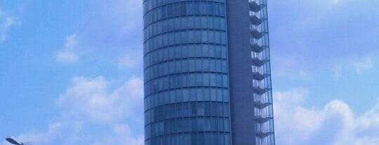 Central Tower München (GoYellow-Tower) is one of Die lange Nacht der Architektur 2013.