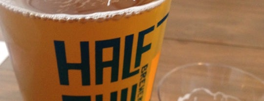 Half Full Brewery is one of My must visit brewery list.