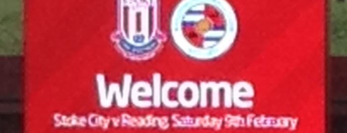 Britannia Stadium is one of International Sports~Part 1....
