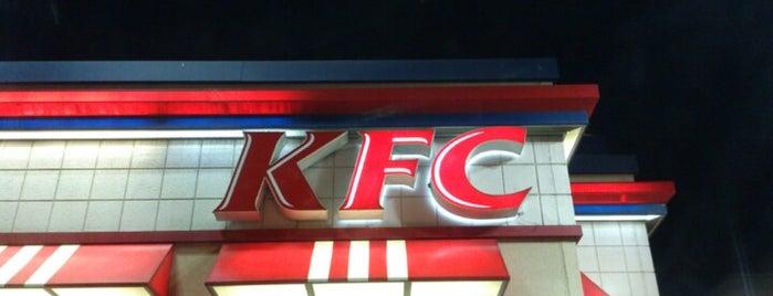 KFC is one of Lugares favoritos de Dan.