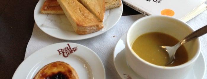 Real Cake is one of Locais salvos de Filipa.