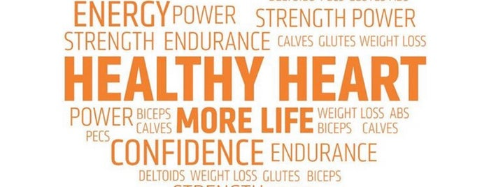 Orangetheory Fitness is one of Orte, die Aislinn gefallen.