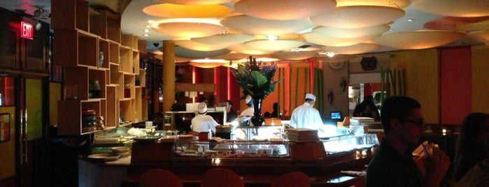 SUSHISAMBA is one of Restaurants To Check Out.