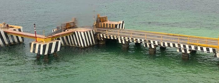 Ferry Marítima Isla Mujeres is one of Orte, die Jhalyv gefallen.