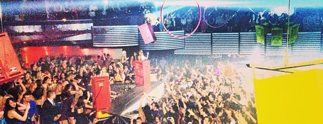 Mansion Nightclub is one of Nightlife in Miami.