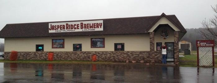 Jasper Ridge Brewery & Restaurant is one of Breweries to Visit.