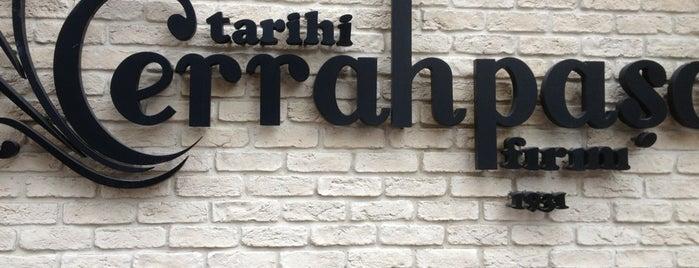 Tarihi Cerrahpaşa Fırını is one of Posti salvati di Gizemli.