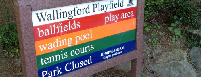 Wallingford Playfield is one of Seattle's 400+ Parks [Part 2].