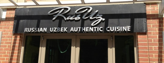 Rus Uz is one of Eat Great Cheap.