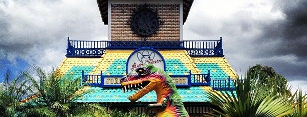 Dinomagic / Estação João Alves de Queiroz is one of Beto Carrero World.