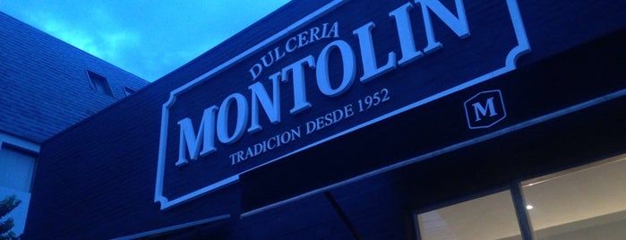 Montolin is one of Locais salvos de Tab.