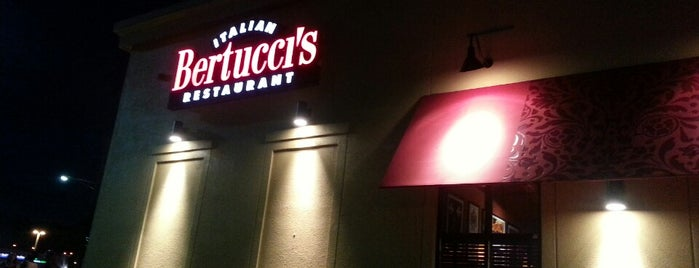 Bertucci's is one of places to eat.