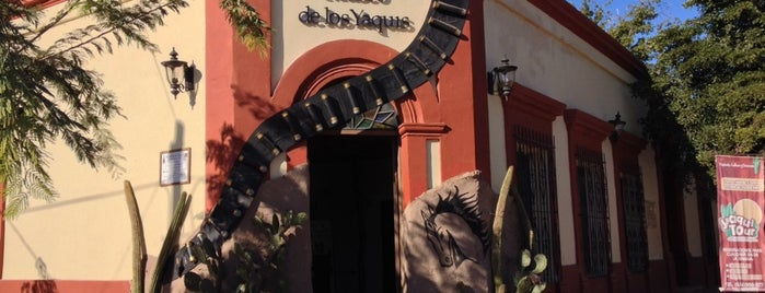Museo de los Yaquis is one of Lugares favoritos de Jerry.