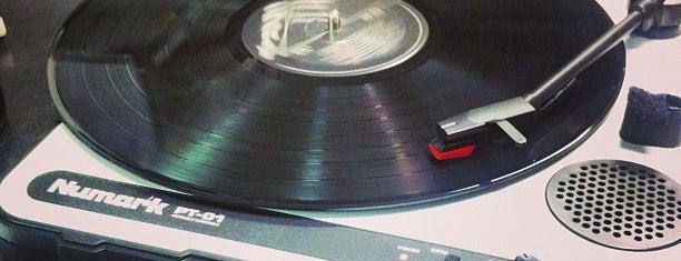 Rockaway Records is one of Vinyl.