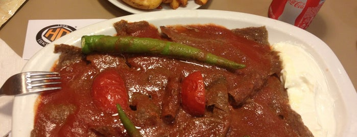 HD İskender is one of Samet 님이 좋아한 장소.