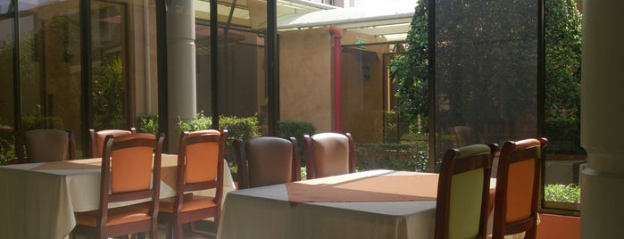 Restaurante Los Helechos is one of ww.