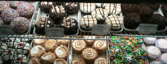 Crumbs Bake Shop is one of NYC To-Do.