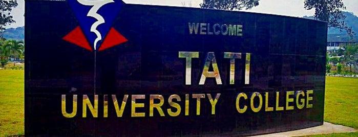 TATi University College (TATiUC) is one of Learning Centers #2.