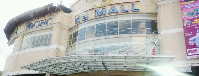 KB Mall is one of All-time favorites in Malaysia.