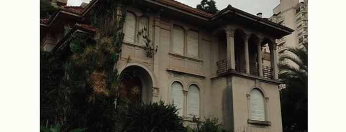 Centro De História da Família – Estaca Moinhos de Vento is one of สถานที่ที่ Gabriel ถูกใจ.
