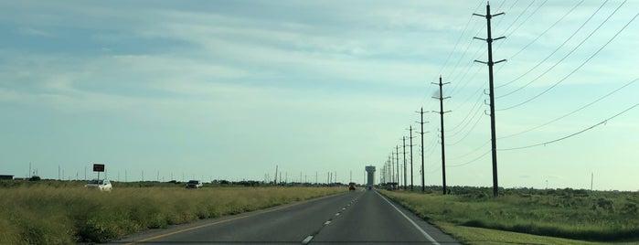 Galveston Island State Park is one of Posti che sono piaciuti a Rita.