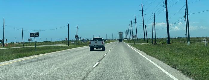 Galveston Island State Park is one of Lieux qui ont plu à Rita.