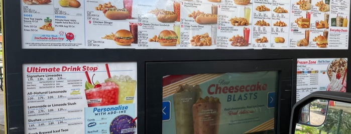 SONIC Drive In is one of Places To Visit In Houston.